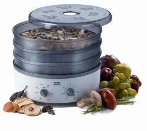 Dehydrator Doerrex Stöckli With Timer+Stainless steel grid Quantity of choice