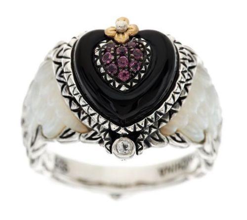 Barbara Bixby Pearl Ring Ebay