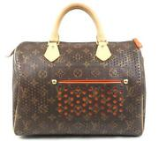 Louis Vuitton Perforated