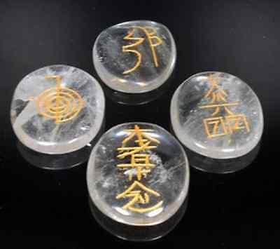 Reiki Steine Set Edelsteine Bergkristall Energie Chi