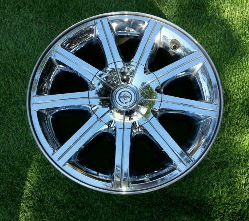 Used Chrysler 300 Wheels
