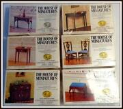 Dollhouse Furniture Kits