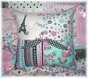 Paris Crib Bedding