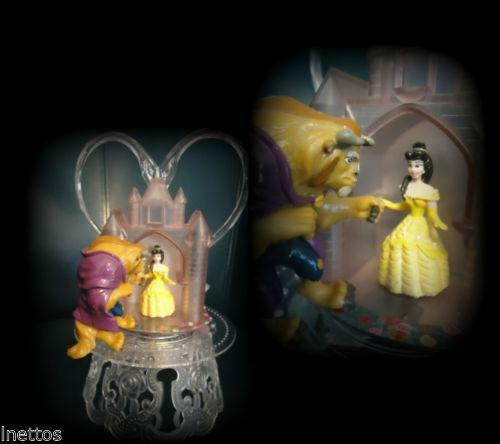 disney wedding cake toppers beauty and the beast and the beast cake topper ebay 13592