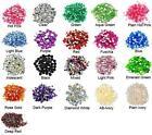 1000 Flat Back Crystals