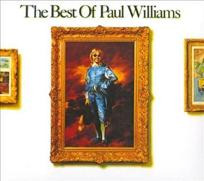PAUL WILLIAMS (SINGER/SONGWRITER) - THE BEST OF PAUL WILLIAMS [DIGIPAK] NEW