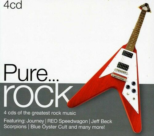 Various Artists - Pure Rock / Various [New CD] Germany - Import