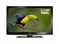 """40"""" INCH TOSHIBA HD LED SLIM TV WITH BUILT IN FREEVIEW++DELIVERY IS POSSIBLE++"""