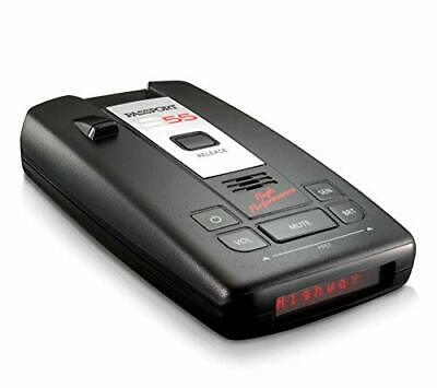 Escort Passport S55 High Performance Pro Radar and Laser Detector with Dsp (High