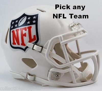 NEW RIDDELL REVOLUTION SPEED NFL MINI FOOTBALL -