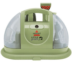 Bissell 1400D Little Green Machine - Compact Deep Cleaner London Ontario image 1