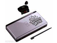 Nintendo DS Lite Guitar Hero Limited Edition