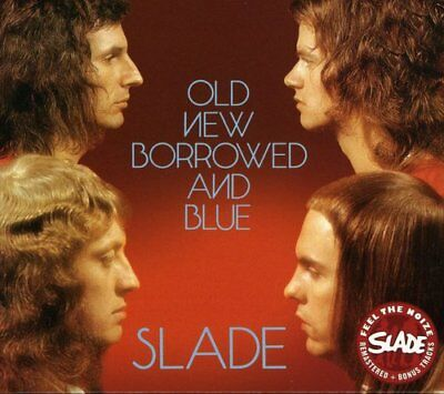 Slade - Old New Borrowed & Blue [New CD] UK - Import