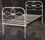 Victorian Iron Bed