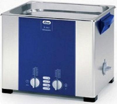 Elma Elmasonic S100h 9.5 Liter Heated Ultrasonic Cleaner And Basket New