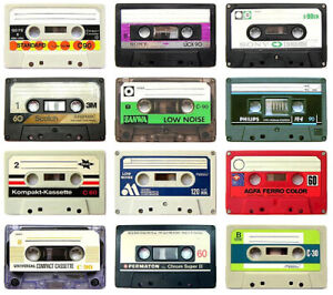 WANTED - Old Unwanted Audio Tapes