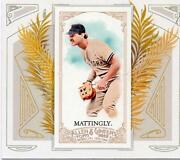 2012 Topps Don Mattingly