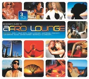 Beginner's Guide To Afro-Lounge-New and sealed 3 cd set +