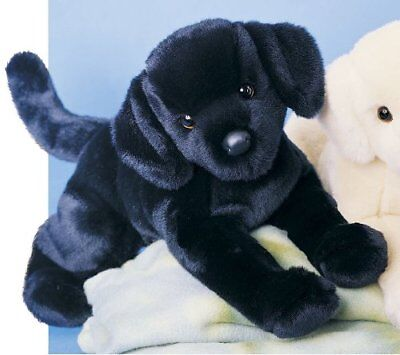 Douglas Toys Chester Black Lab - Chester Labs