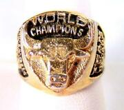 Chicago Bulls Ring