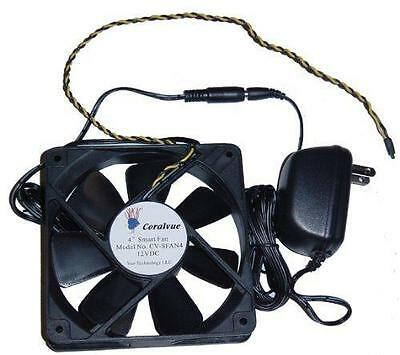 "Coral Vue Aquarium Cooler Smart Fan - 3"" Variable Speed H..."