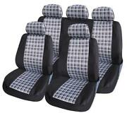 Renault Clio Car Seat Covers