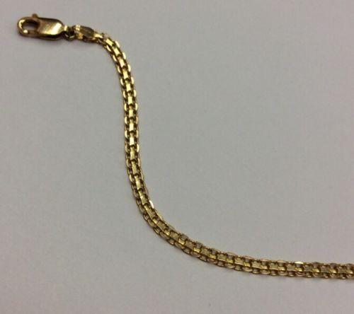 14kt Women S Gold Bracelets Ebay