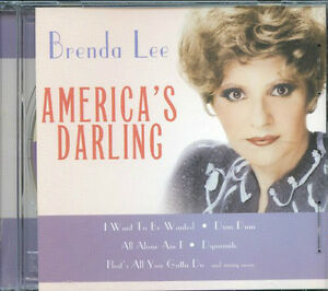 "BRENDA LEE ""AMERICA'S DARLING"" BRAND NEW FACTORY WRAPPED CD London Ontario image 1"