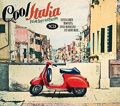 Various Artists - Cool Italia / Various [new Cd] Uk - Import