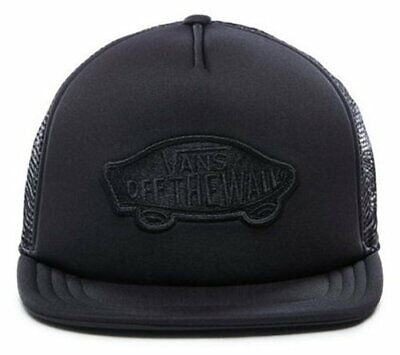 VANS Classic Patch Trucker In Black