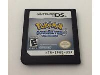 Pokemon Soulsilver Soul Silver