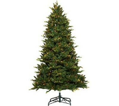 Bethlehem Lights 9' Grand Fir Tree with Swift Lock Technology H208515 ()