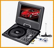 Portable DVD Players MP3