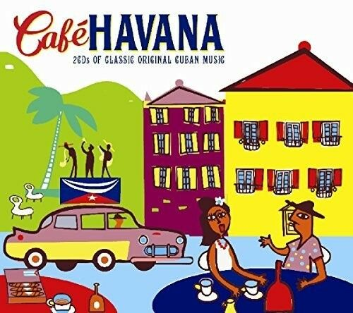 Various Artists - Cafe Havana / Various [New CD] UK - Import