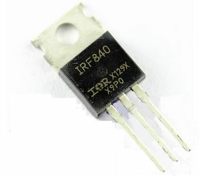 10pcs Irf840 Mosfet Transistor New Good Quality