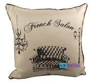 French Cushion