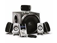 Logitech Z5500 5.1 Surround Sound Speakers
