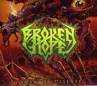 Broken Hope Pop Music CDs & DVDs