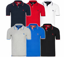 NEU U.S. POLO ASSN. Shortsleeve Polo Herren Polo-Shirt Polohemd 197 4260851887