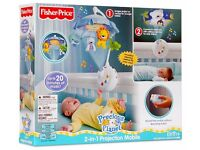 Cot mobile Fisher Price