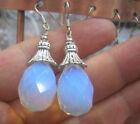 Opal White Stone Fashion Jewelry