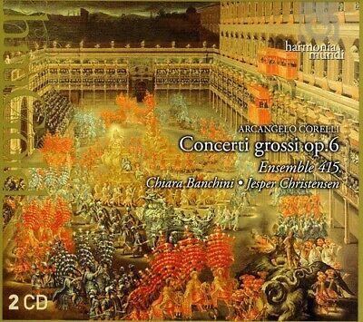 Ensemble 415 - Concerti Grossi Op 6 [New CD]