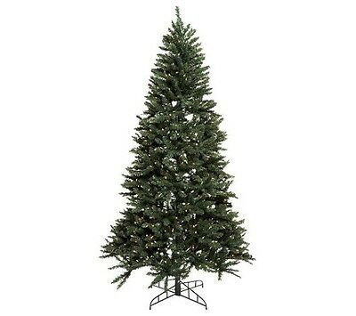 Bethlehem Lights 9' Berkshire Fir Christmas Tree w/Instant Power H201407