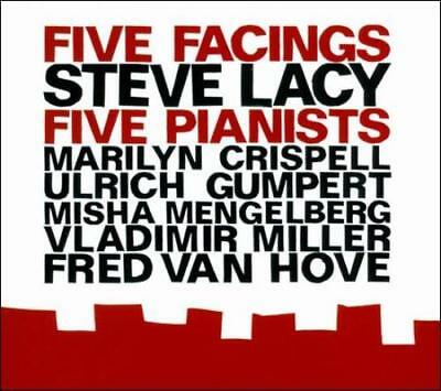 STEVE LACY (SAX) - FIVE FACINGS [SLIPCASE] NEW CD for sale  Shipping to India