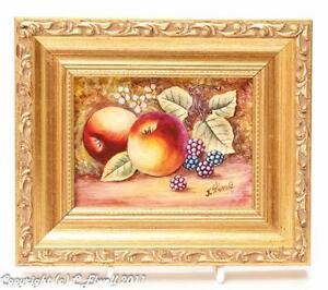 Royal Worcester Fruit | eBay