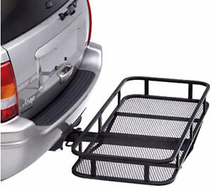 Hitch Basket / Cargo Carrier - Excellent Condition