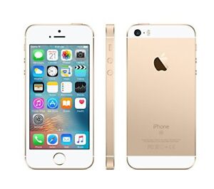 Gold iPhone 5s 64 GB UNLOCKED