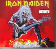 Iron Maiden Fear of The Dark