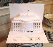 White House Christmas Card