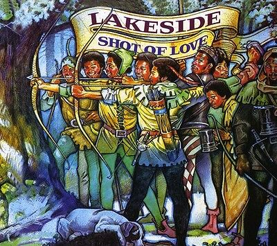 Lakeside   Shot Of Love  New Cd  Canada   Import